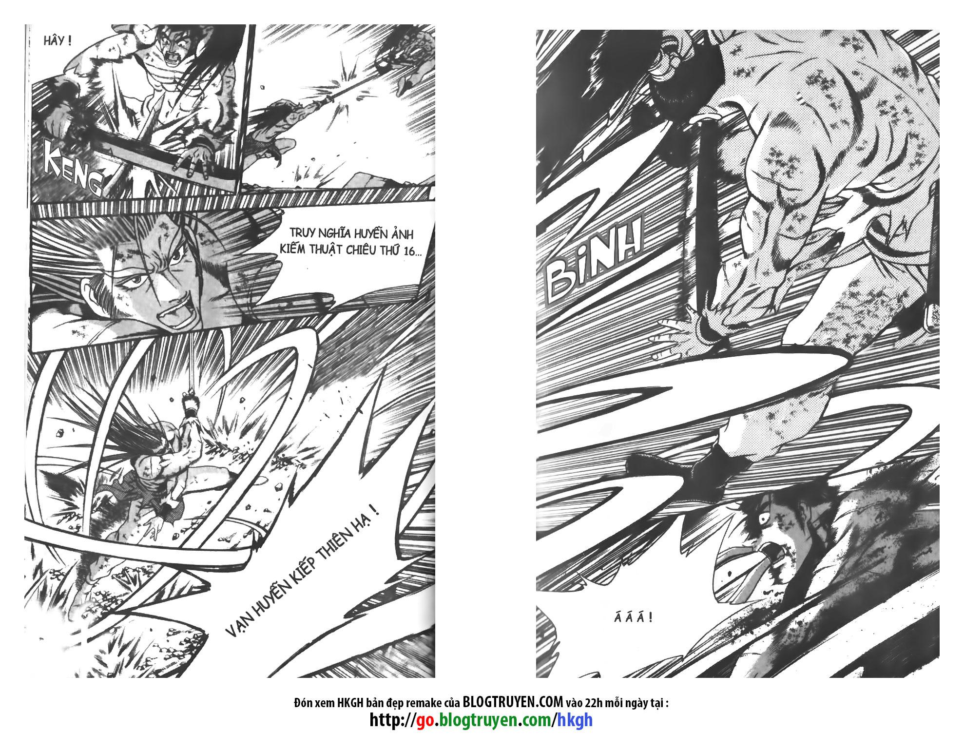 Hiệp Khách Giang Hồ chap 214 Trang 16 - Mangak.info