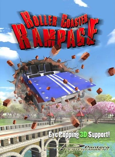 Roller Coaster Rampage PC Full