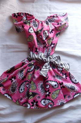 sewing for kids: twirl dress tutorial