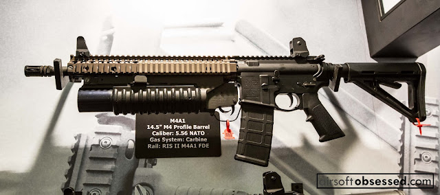2013 Daniel Defense Booth, Shot Show 2013, Airsoft-Obsessed, Evike, SS Airsoft, Tom Harris Media, Tominator, Dave Bakholdin,