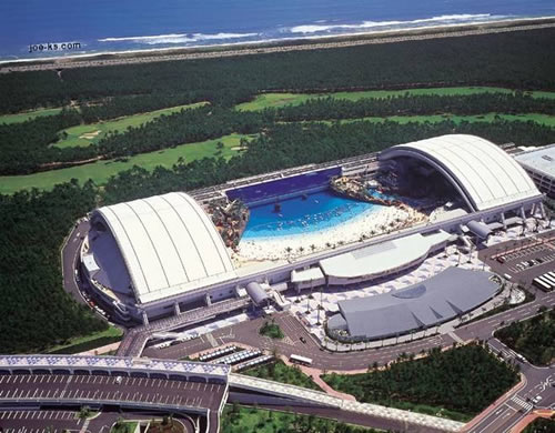 Miyazaki Phoneix Seagaia Resort