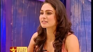 Koffee With DD Actress Andrea 02-02-2014 Full Program Vijay Tv  Watch Online Free Download