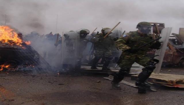 Στο «παρά 1′» για επέμβαση του Στρατού σε νησί κατά των λάθρο: «Αφήστε με να επέμβω» αιτήθηκε ο Διοικητής Αμυνας Νήσου!!