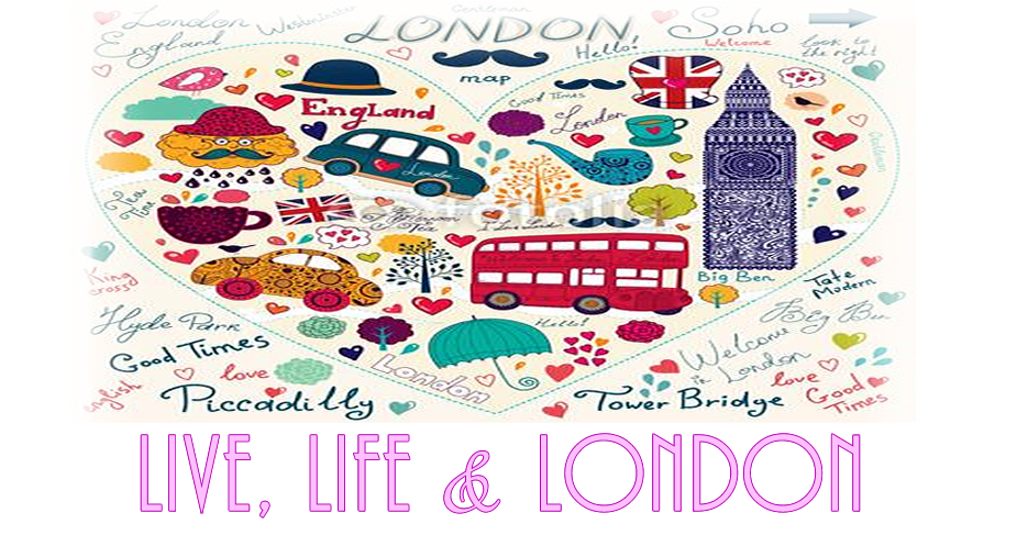 LIVE, LIFE AND LONDON
