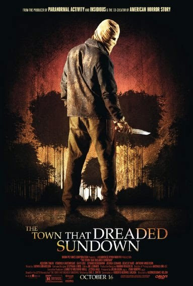 The Town That Dreaded Sundown (2014) HDRip