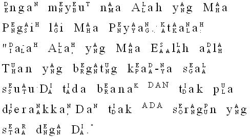 type-experiment