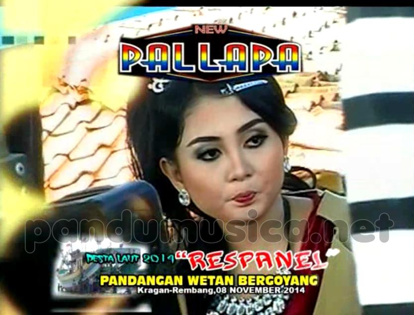 Album New Pallapa Live Respanel Pandangan Wetan 2014
