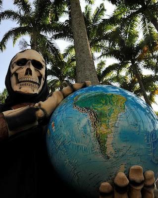 Rio+20 sentou o princípio de que os  patamares atuais de civilização e consumo são insustentáveis.  Foto Marcello Casal Jr-ABR