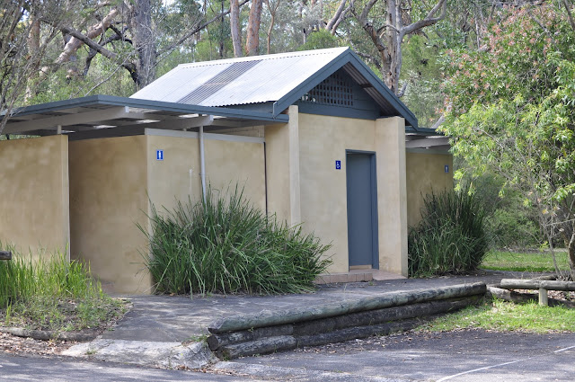 Public Toilets Somersby Falls