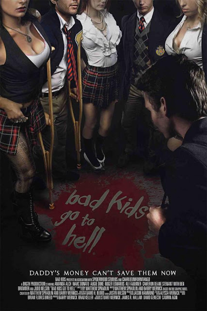 Bad Kids Go To Hell – DVDRIP SUBTITULADO