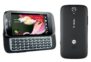 T-Mobile myTouch Q Produk Huawei