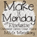 Make It Monday link party