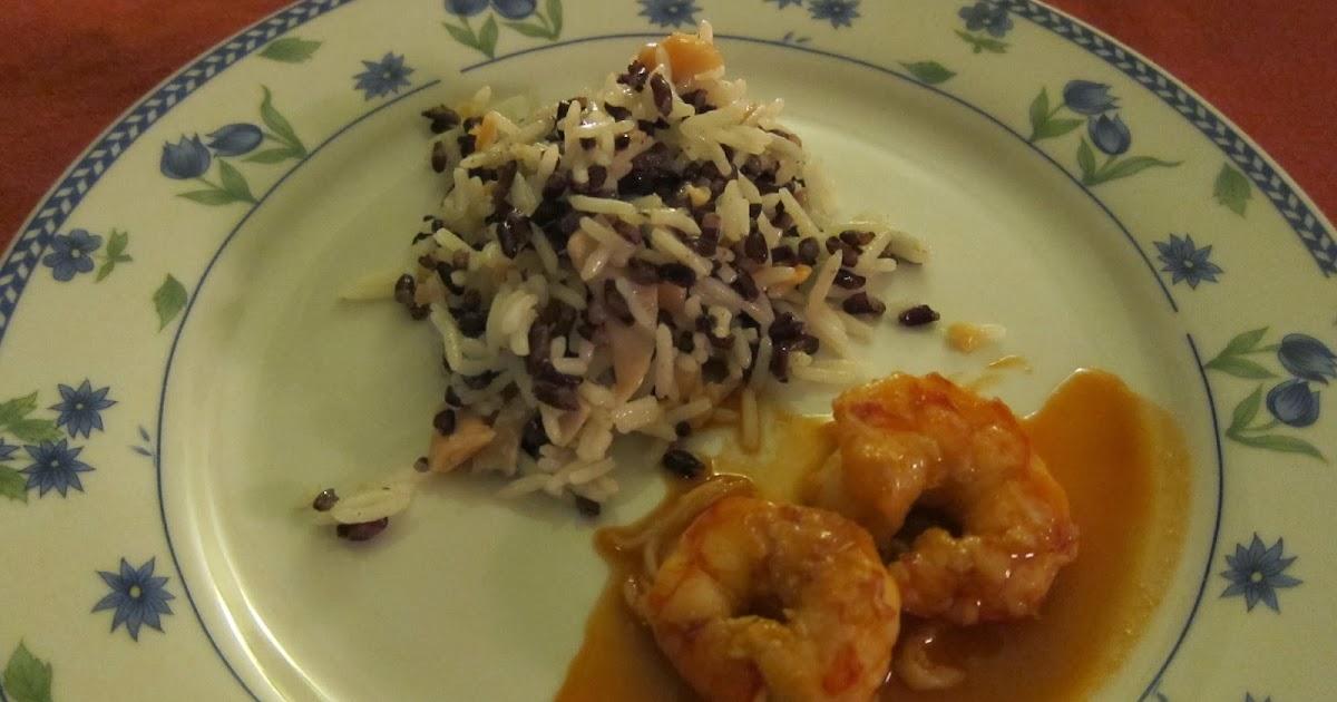Lezioni di pesce coriandoli di riso e pesce for Pesce chicco di riso