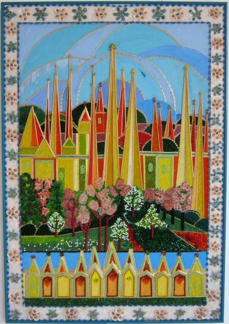 София Болсуновская, Города будущего, 2004