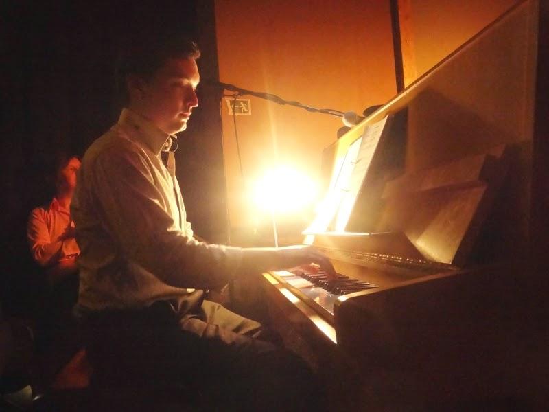 20.03.2015 Dortmund - Schauspielhaus: Ernesto Tomasini