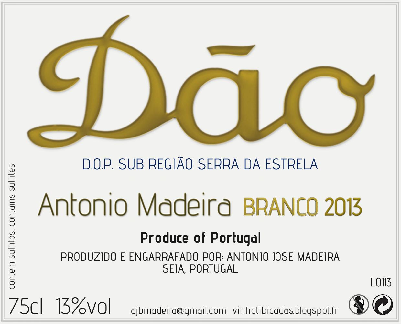 Dão Serra da Estrela branco 2013
