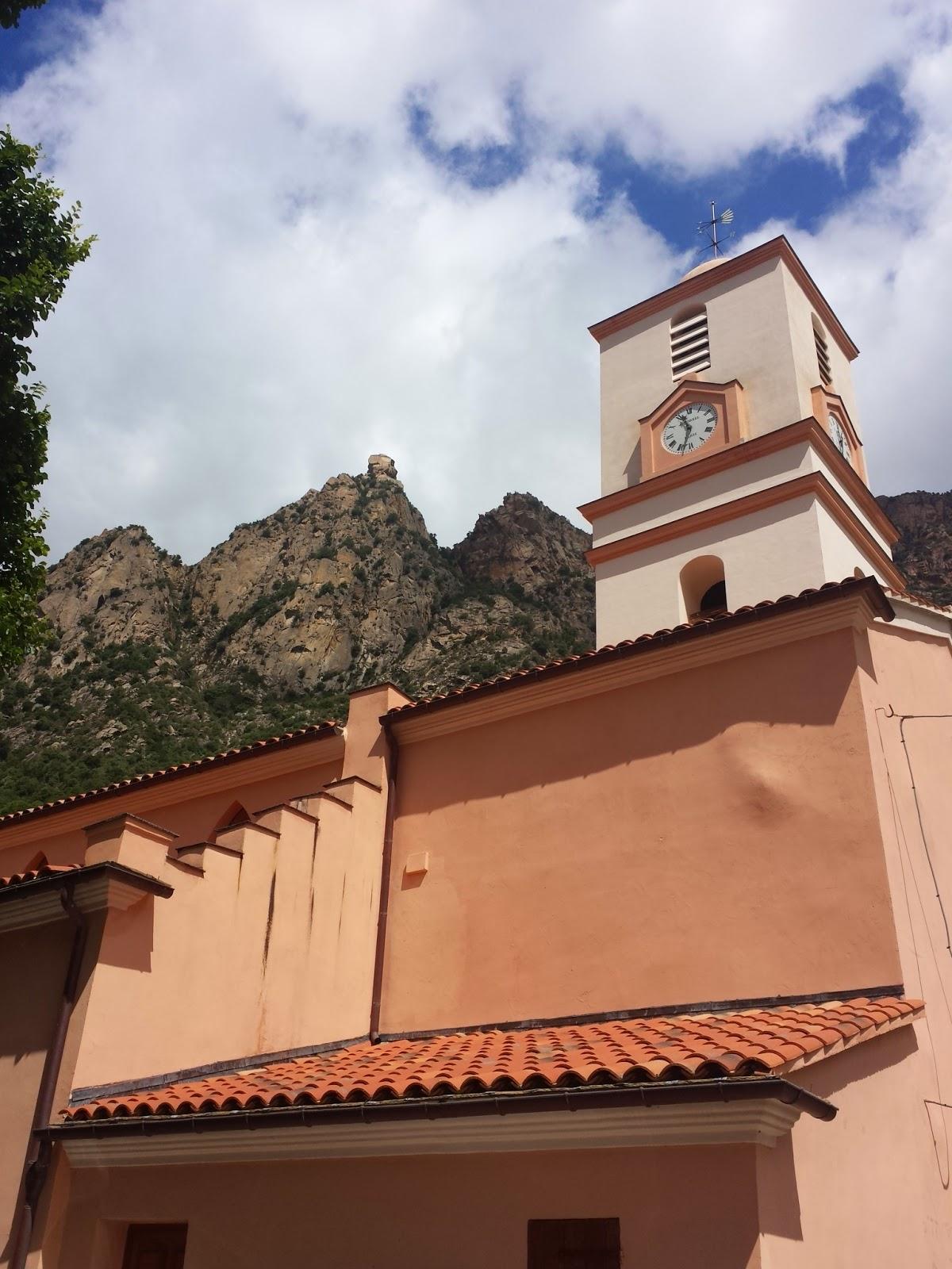 village d'Ota - Corse