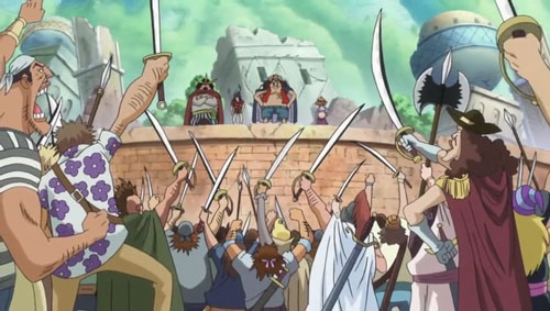 One Piece Episode 520 Subtitle Indonesia