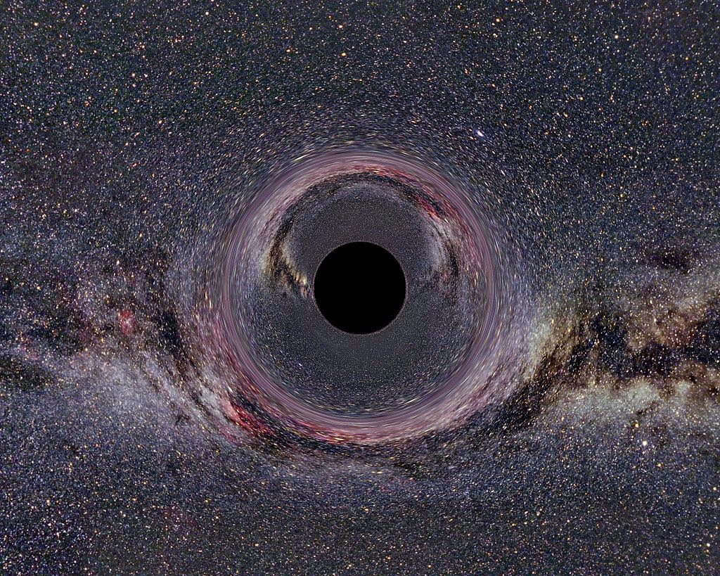 an analysis of the theory and characteristics of black holes Most people think of a black hole as a voracious whirlpool in space, suck-ing down everything around it but that's not really true a black hole is a place where gravity has gotten so strong that the escape velocity is faster than light.