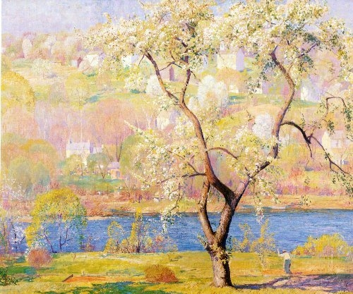 Daniel Garber ~ Impressionist painter | Tutt'Art@