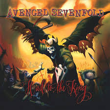 Download Lagu Mp3 Terbaru Full Album Avenged Sevenfold - Hail To The King