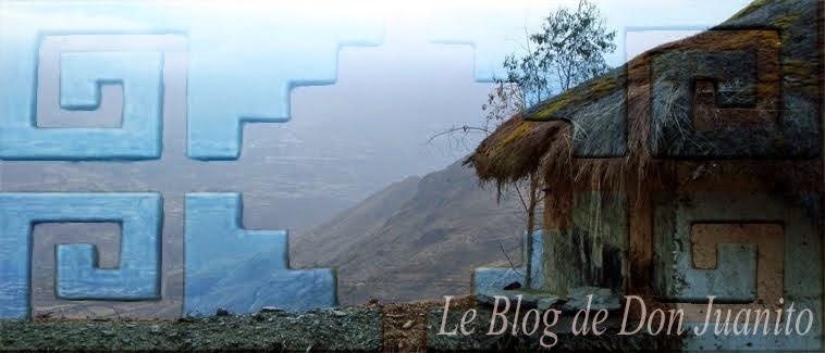 Don Juanito, le blog