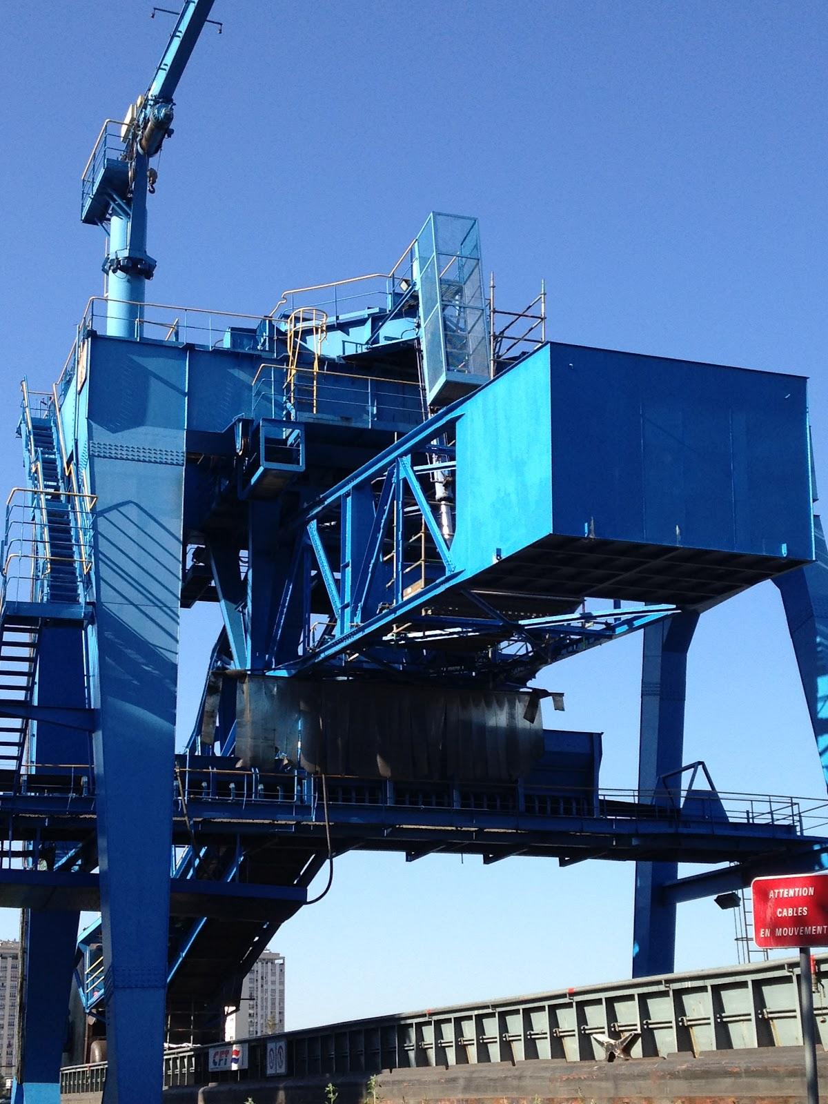 Ville hybride une centrale lectrique charbon for Piscine 8 mai vitry sur seine