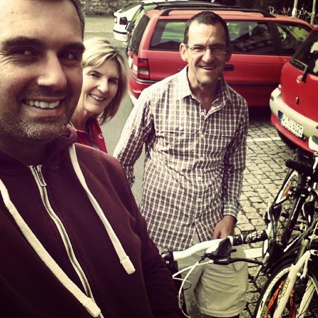 bike rental Würzburg