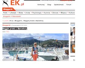 Wywiad dla portalu EK.pl