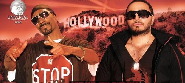Tamer Hosny va chanter avec Snoop Dogg