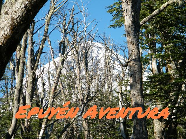 El Volcán Lanin - Patagonia Andina