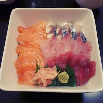 Foodporn Cuisine japonaise Yummy Miam Chirashi Japanese Food
