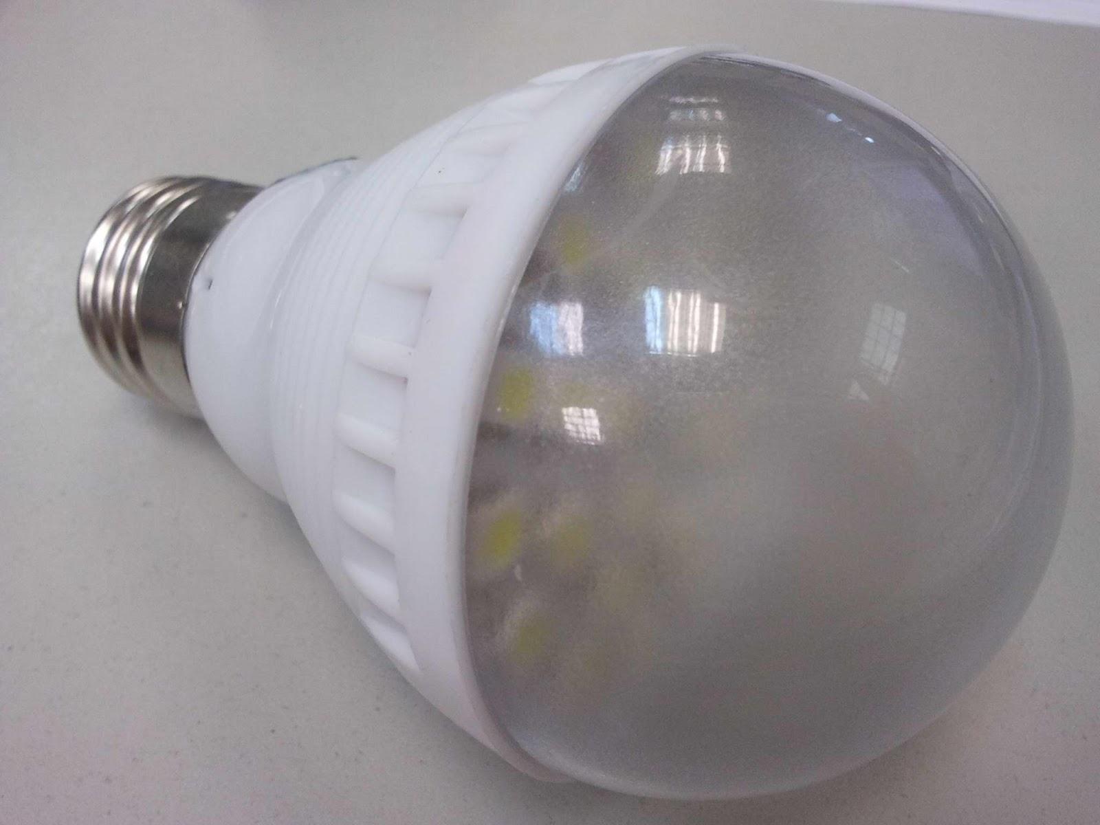 Tecnolog a para un progreso sostenible informe la - Iluminacion led para banos ...