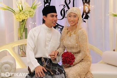 Gambar Pernikahan Jehan Miskin