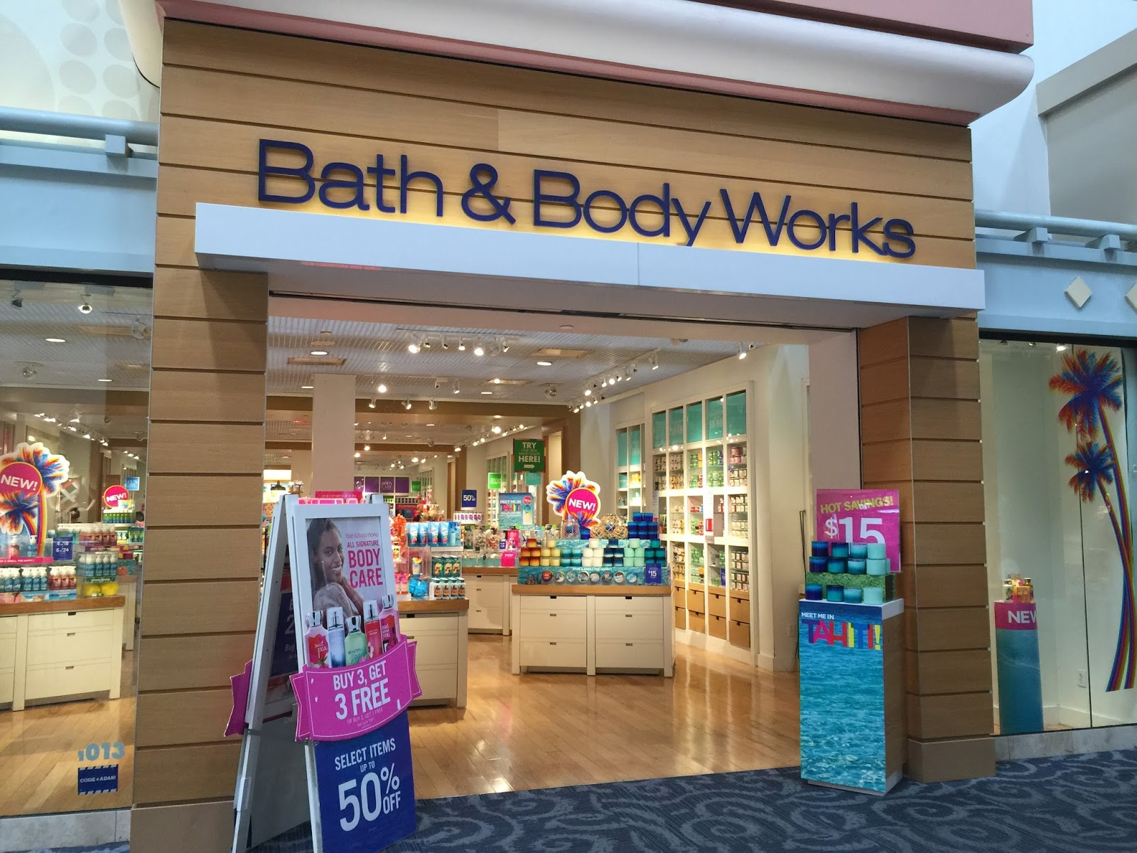 Bath body works coupon codes mega deals and coupons for Bathroom body works