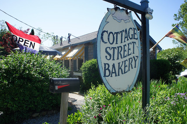 The Cottage Street Bakery in Orleans, MA