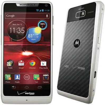 Motorola DROID RAZR M complete specs and features