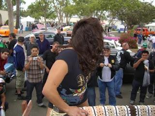 Barris TV Santa Maria Paso Robles Car Show - Paso robles car show