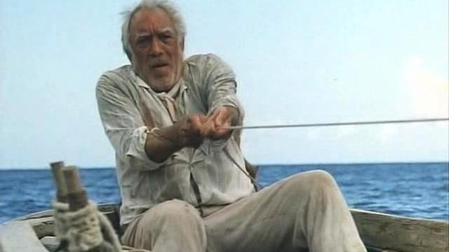 Hình ảnh phim Ông Già Và Biển Cả
