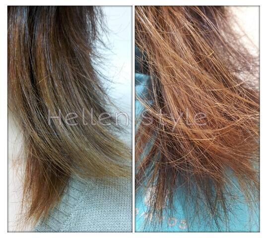 La máscara para los cabellos de la gelatina a la caída de los cabello