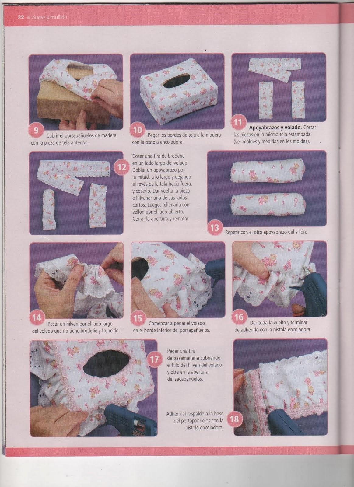 Как сделать из бумаги для кукол всякие вещи фото