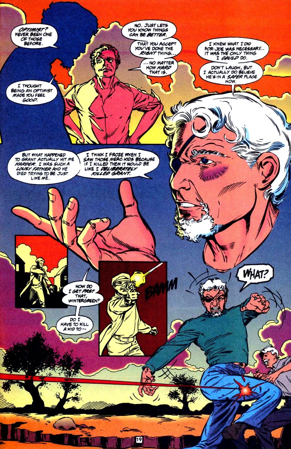 Deathstroke (1991) Issue #35 #40 - English 20