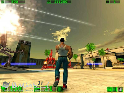 Serious Sam : The First Encounter RIP 3