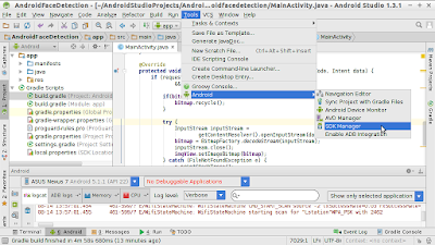 Add Dependency For Google Play Services Inwards Android Studio Project