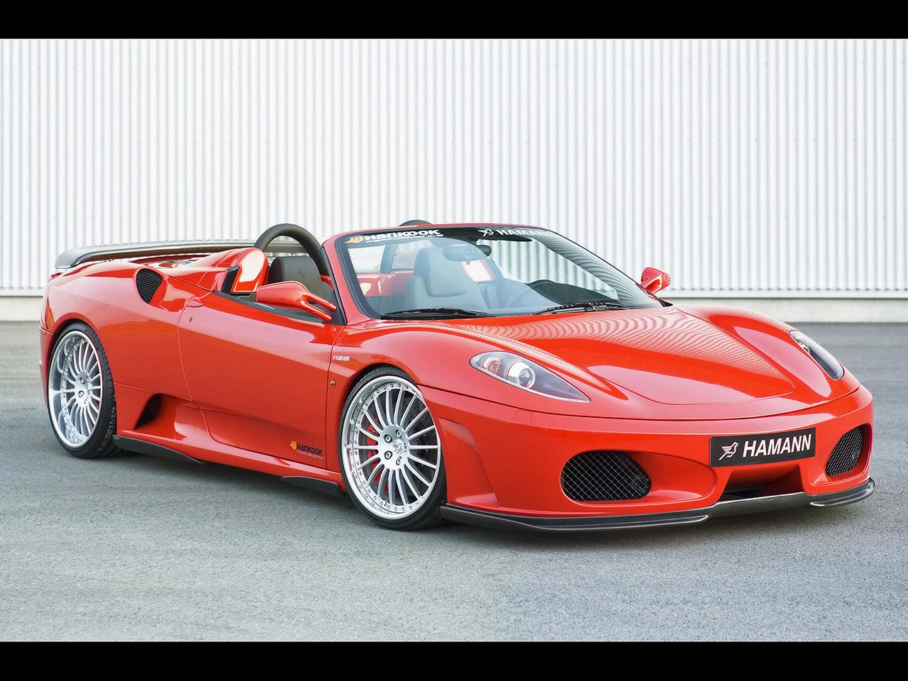 Super Car Ferrari F430 3D Maya