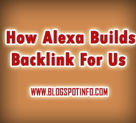 Know How ALEXA Build and create Backlinks for us:Research paper
