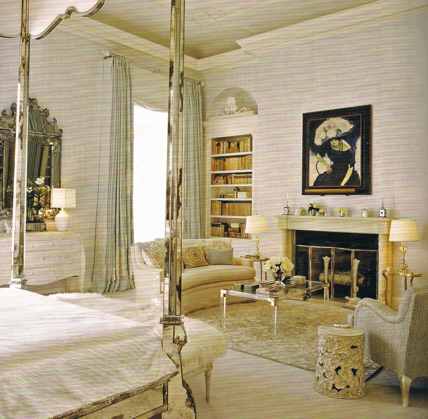 the devoted classicist: brian j mccarthy's luminous interiors