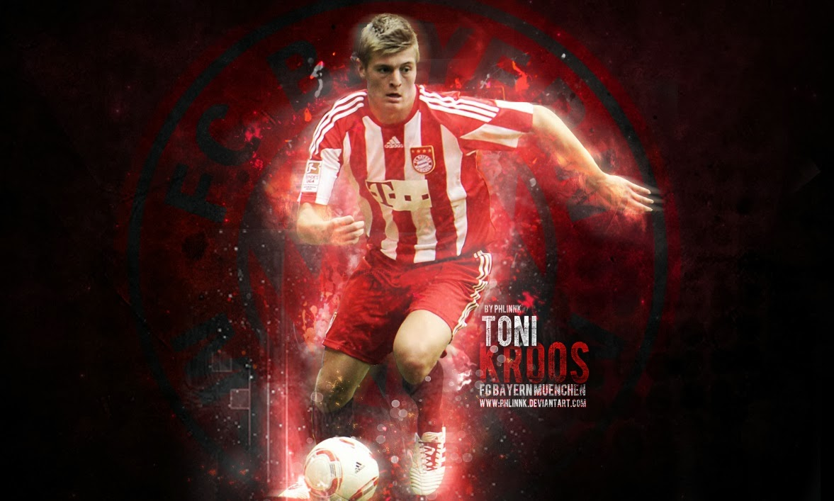 Toni Kroos HQ Wallpapers 2013-2014