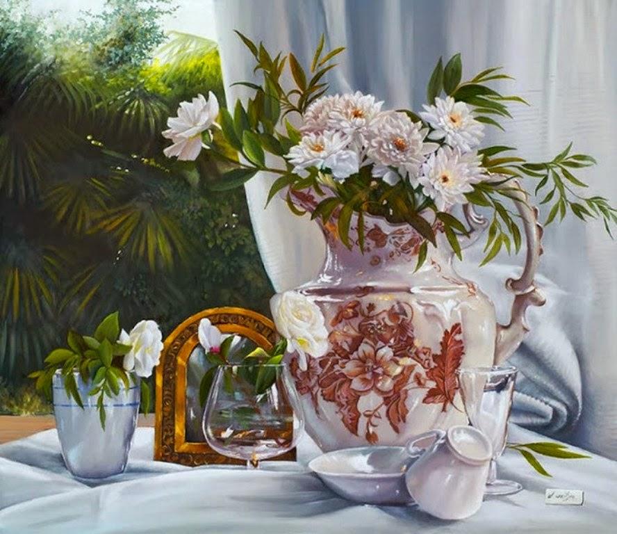 imagen-jarron-flores-pintura