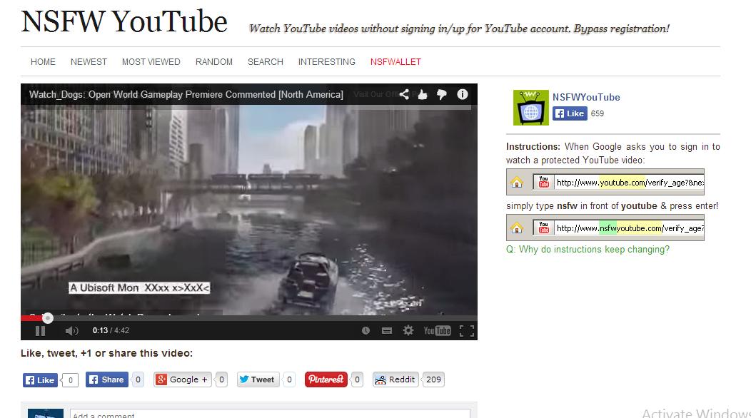 Cara Membuka Video Youtube Yang Terkena 18+ Batas Usia Kontent